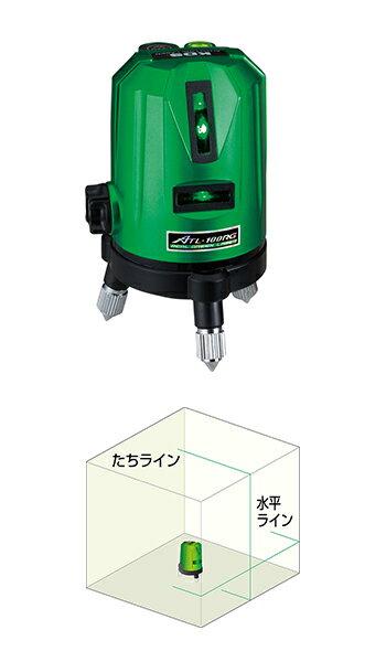 【ポイント5倍】 ムラテックKDS 高輝度グリーンレーザー墨出器 ATL-100RG (本体のみ)