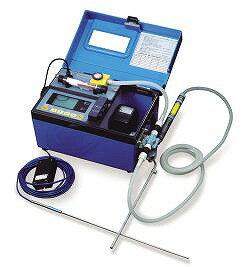 【ポイント5倍】 【代引不可】 光明理化学 ポータブル測定器 SEM-103 (吸引式) 《燃焼管理テスタ》 【メーカー直送品】
