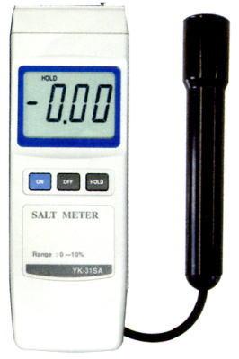 ��イント10�】 マザーツール (MT) デジタル塩分濃度計 YK-31SA
