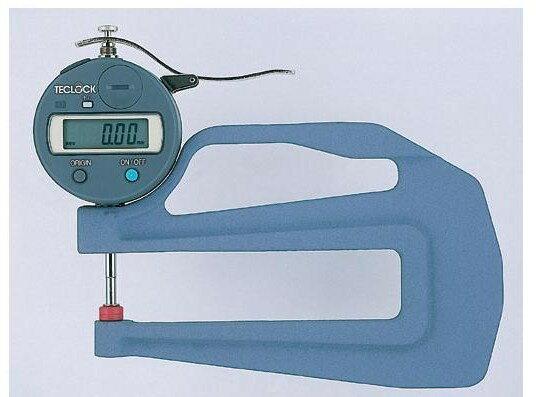 テクロック (TECLOCK) 普�型デジタルシック�スゲージ SMD-550S2 (SMD-550S�新商�)