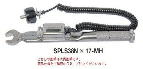 【ポイント10倍】 東日製作所 (TOHNICHI) LS式トルクレンチ SPLS38N2X16-MH (SPLS38N2×16-MH) (単能形)