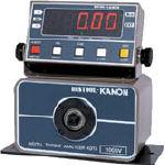 カノン セパレート型デジタルトルクアナライザーKDTA100SV KDTA-100SV (263-1741) 《トルク機器》