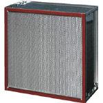 【代引不可】 日本無機 耐熱180℃フィルタ 610×760×150 ATMCE-34-Q-ES4 (423-1627) 《空調用フィルター》 【メーカー直送品】