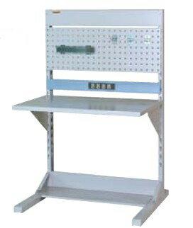 【代引不可】 山金工業 ヤマテック ラインテーブル 間口900サイズ 両面・連結用 HRR-0913R-PC 【メーカー直送品】
