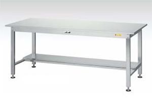 【代引不可】 山金工業 ヤマテック ワークテーブル SS3-960T 【メーカー直送品】