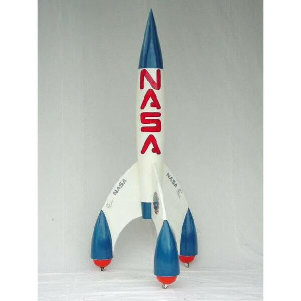 宇宙ロケット(高さ2.5m)