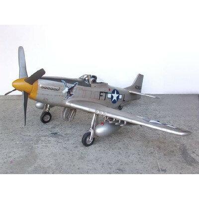 全長3.4m ムスタングP51(アメリカ軍)最速・戦闘機A