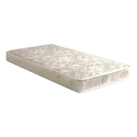 ペリーシリーズ 布製 シンプル セミダブルマットレス ホワイト 白
