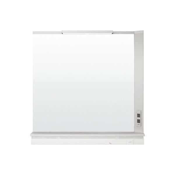 超安い価格 LIXIL/INAX 洗面化粧台 L.C.【エルシィ】 ミラーキャビネット 間口1200mm MLCY-1201XJU LED照明 1面鏡 全高1900mm用 くもり止めコート付