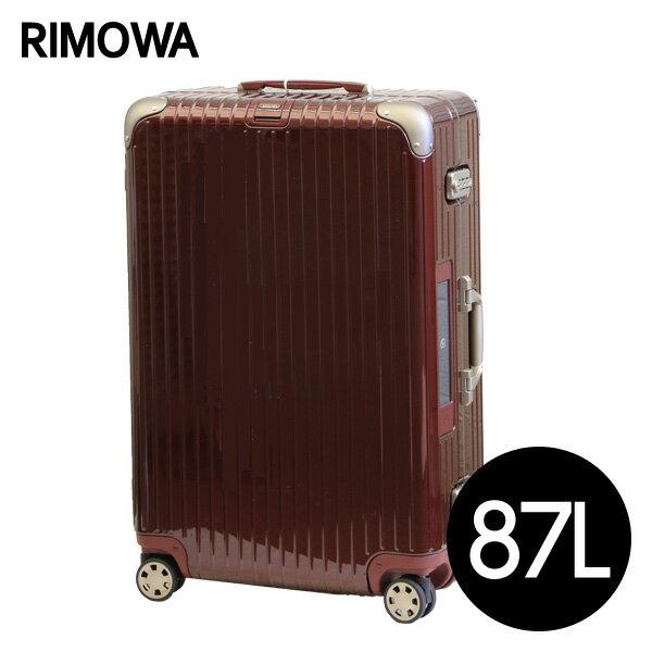 リモワ RIMOWA リンボ 87L カルモナレッド E-Tag LIMBO ELECTRONIC TAG マルチホイール スーツケース 882.73.34.5