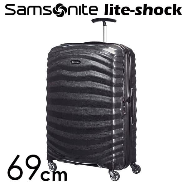 サムソナイト ライトショック スピナー 69cmブラック Samsonite Lite-Shock Spinner 98V-09-002 73L