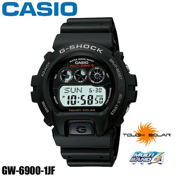 【送料無料】カシオ電波ソーラーGショック【正規品】GW-6900-1JF【TC】【CASIO】カシオG-SHOCKスピードメンズ 腕時計 男性用 時計 ウォッチ【送料無料】 [CAWT]