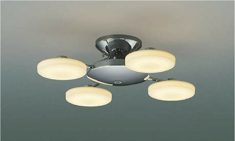 AA42109L コイズミ シャンデリア LED(電球色) ~4.5畳
