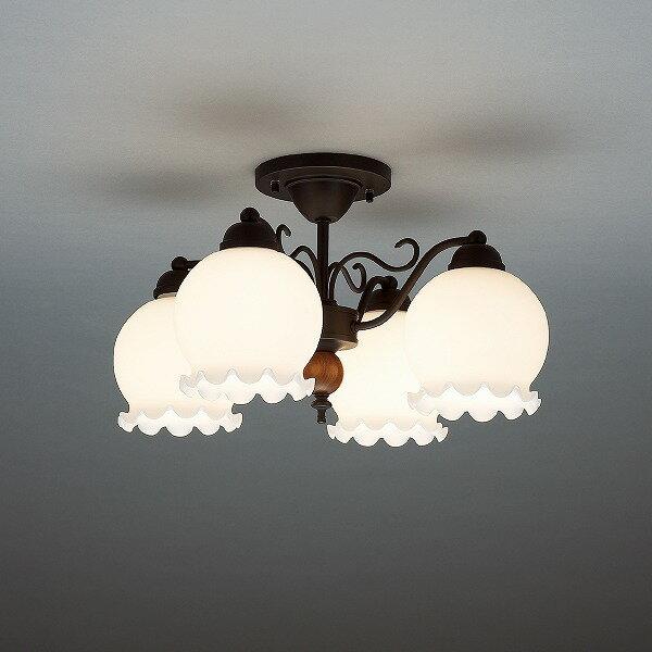 CD-4289-L 山田照明 シャンデリア ミディアムオーク色 LED ~4.5畳 532P15May16 lucky5days
