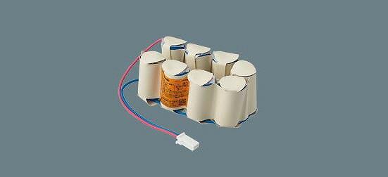 FK886 パナソニック 非常灯 誘導灯 交換電池 バッテリー (FK679 同等品)