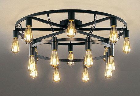 OC257119LC オーデリック シャンデリア LED(電球色) ~14畳