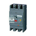 BKW37594SK パナソニック 漏電ブレーカ BKW-100S型 3P3E 75A 100/200/500mA切替 (AC415V対応品)