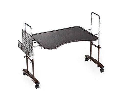 ベッド用テーブル 「アーチ型フリーデスク」 AX-BT23 …送料無料…