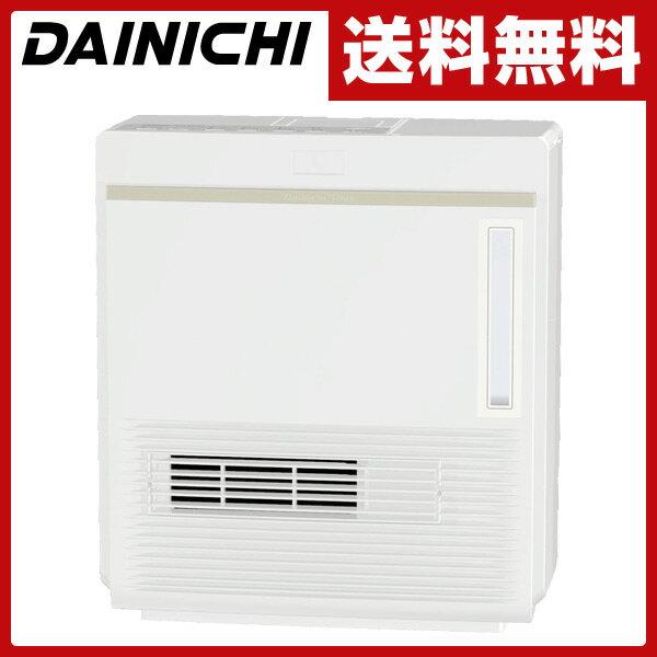 ダイニチ(DAINICHI) 【メーカー3年保証】 加湿セラミックファンヒーター 1200W 入切タイマー EFH-1216D(W) ホワイト セラミックヒーター 加湿器 ファンヒーター 暖房機 【送料無料】