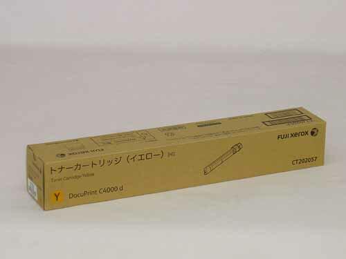 純正XEROX CT202057大容�イエロー