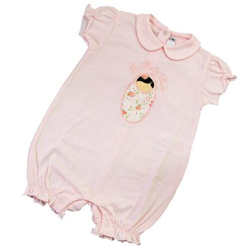ベビーディオール Baby Dior �袖ショートオール ○ CD-0230PK ���対応】�ブランド�供�】