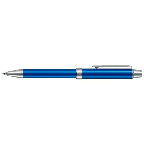 名入れボールペン パイロット 2+1エボルト ブルー