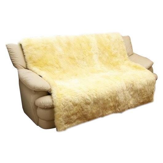 【ムートン椅子カバー 160×160cm MG7160】※発送目安:7~10日 ※代引不可、同梱不可
