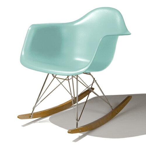 【ポイント5倍!】HermanMiller ( ハーマンミラー )「Eames Shell Chair / Armchair(RAR)」アクアスカイ【取寄せ品】【P01】【flash】