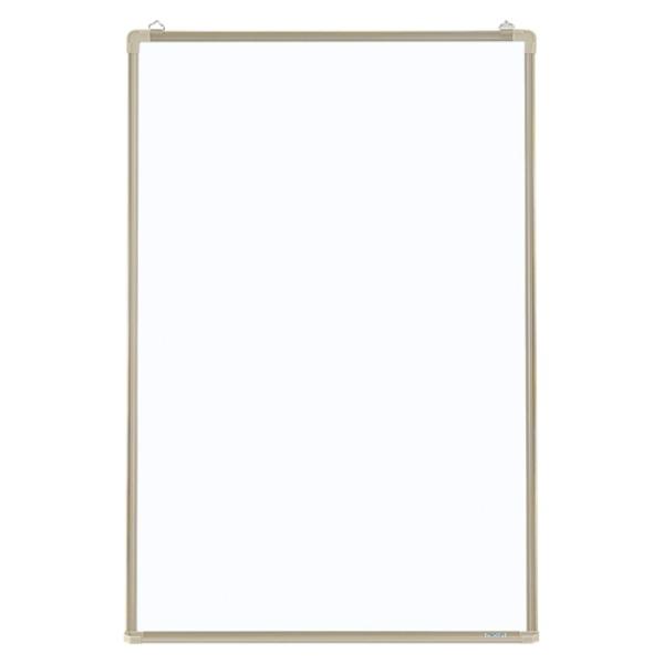 レビュー投稿で次回使える2000円クーポン全員にプレゼント 直送 クラウン ホワイトボード壁掛 リバーホーロー製・アルミ枠 縦型 CR-WB32 1枚 生活用品・インテリア・雑貨 文具・オフィス用品 ホワイトボード・白板