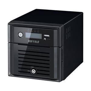 レビュー投稿で次回使える2000円クーポン全員にプレゼント 直送 バッファロー テラステーション 管理者・RAID機能搭載2ドライブNAS 4TB TS5200DN0402 AV・デジモノ パソコン・周辺機器 その他のパソコン・周辺機器
