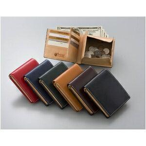 レビュー投稿で次回使える2000円クーポン全員にプレゼント 直送 BRITISH GREEN(ブリティッシュグリーン) ブライドルレザー2つ折り財布 バーガンディ ファッション 財布・キーケース・カードケース 財布 その他の財布