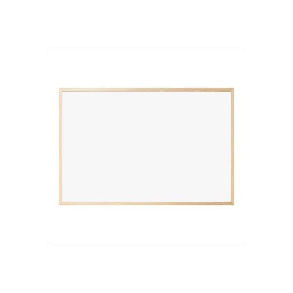 レビュー投稿で次回使える2000円クーポン全員にプレゼント 直送 (業務用セット)ナカバヤシ ウッドホワイトボード W900×H600×D14mm WBM-E9060NMナチュラル木目【×2セット】 生活用品・インテリア・雑貨 文具・オフィス用品 ホワイトボード・白板