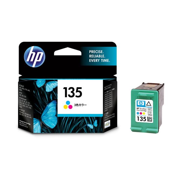5000円以上送料無料 (まとめ) HP135 プリントカートリッジ カラー C8766HJ 1個 【×3セット】 AV・デジモノ パソコン・周辺機器 インク・インクカートリッジ・トナー インク・カートリッジ 日本HP(ヒューレット・パッカード)用 レビュー投稿で次回使える2000円クーポン全