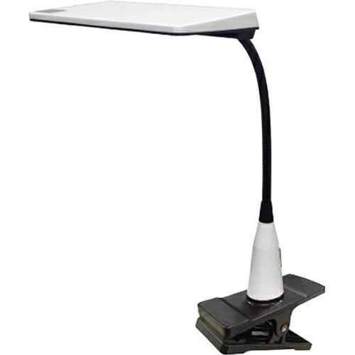 家電 照明機器 ライト LUPINUS クリップライト EK214-WH2 ホワイト