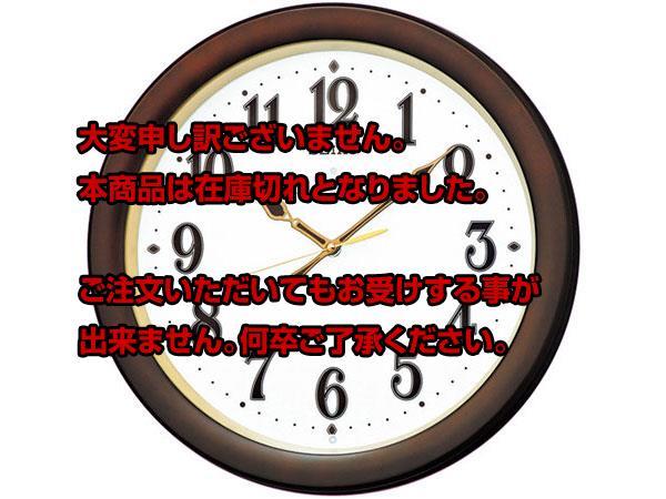 レビュー投稿で次回使える2000円クーポン全員にプレゼント 直送 セイコー SEIKO  電波時計 自動点灯 掛け時計 KX338B 【インテリア 時計】