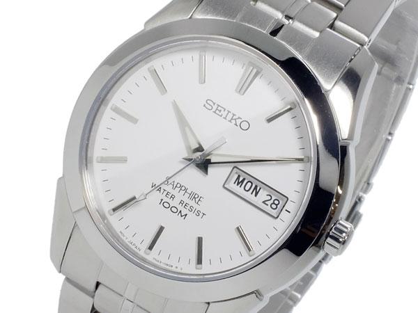 レビュー投稿で次回使える2000円クーポン全員にプレゼント 直送 セイコー SEIKO クオーツ メンズ 腕時計 SGG713P1 【腕時計 海外インポート品】