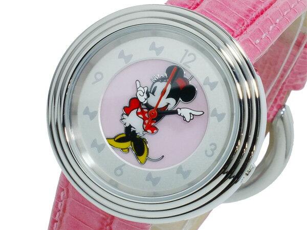 レビュー投稿で次回使える2000円クーポン全員にプレゼント 直送 ディズニーウオッチ Disney Watch ミニーマウス レディース 腕時計 140214-MN 【腕時計 低価格帯ウォッチ】