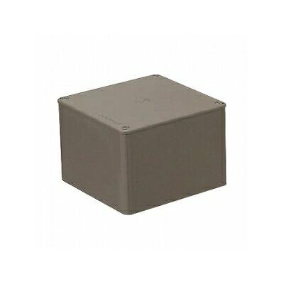 レビュー投稿で次回使える2000円クーポン全員にプレゼント 未来工業 プールボックス 正方形 ノック無し 250×250×150 ブラック PVP-2515K 【生活家電\他】
