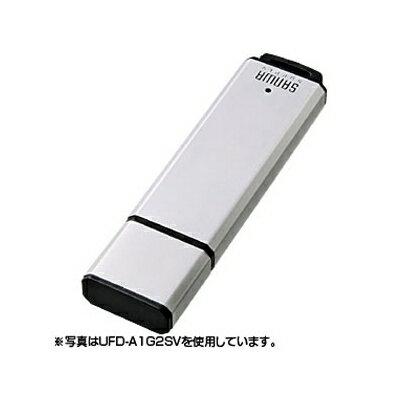 レビュー投稿で次回使える2000円クーポン全員にプレゼント サンワサプライ USB2.0メモリ 32GB ネックストラップ付 シルバー UFD-A32G2SVK 【生活家電\タップ・配線\OAタップ】
