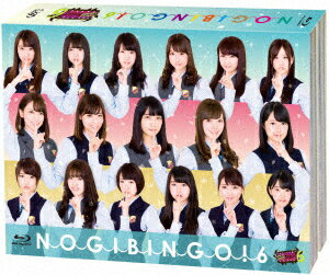 乃木坂46/NOGIBINGO!6 Blu-ray BOX(Blu-ray Disc)