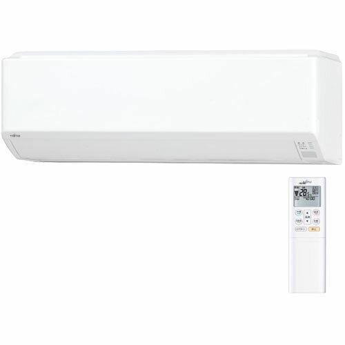 富士通ゼネラル AS-C25G-W(ホワイト) nocria(ノクリア) Cシリーズ 8畳 電源100V