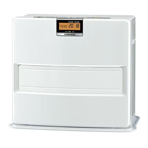 コロナ FH-VX4617BY-W(パールホワイト) VXシリーズ 石油ファンヒーター 木造12畳/鉄筋17畳
