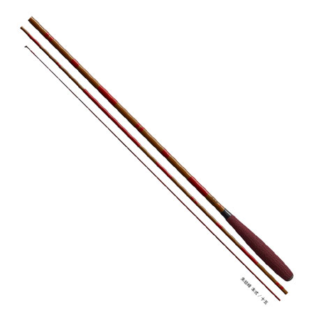 シマノ 朱紋峰 本式 14 ヘラ竿