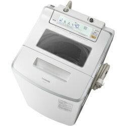 【設置+リサイクル+長期保証】パナソニック NA-JFA803(クリスタルホワイト) 全自動洗濯機 上開き 洗濯8kg
