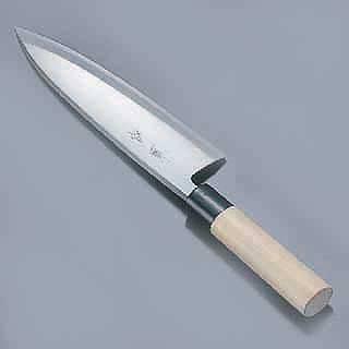 『 和包丁 出刃包丁 』 SA雪藤 30cm 片刃