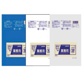 『ゴミ袋 ポリ袋  』業務用ダストカート用ポリ袋M[120L] [200枚入] DK94半透明