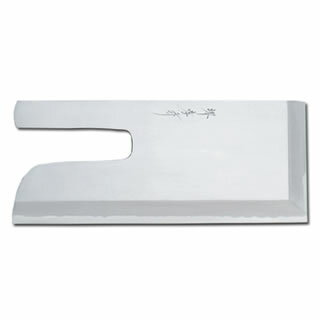 【業務用】堺孝行 蕎麦切り包丁 白二鋼 磨き 27cm  【 送料無料 】