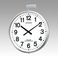 掛時計 4MY611-B19 1個 シチズン 【メーカー直送/代金引換決済不可】【 オフィス家具 オフィスアクセサリー 掛時計 】【ECJ】