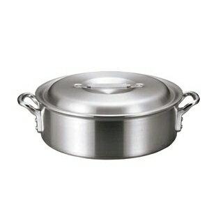 【業務用】アルミ バリックス 外輪鍋(磨き仕上げ)51cm
