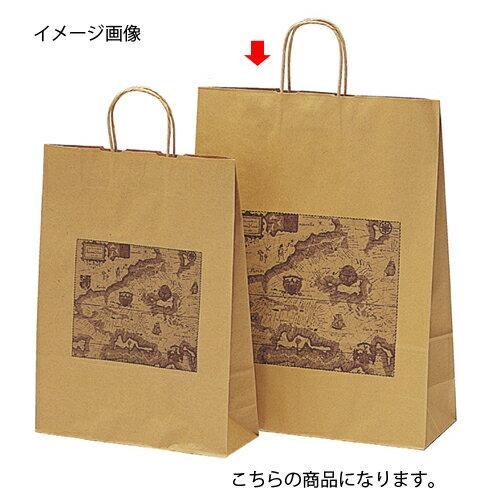 マップ 38×14.5×50 400枚【店舗備品 包装紙 ラッピング 袋 ディスプレー店舗】【ECJ】